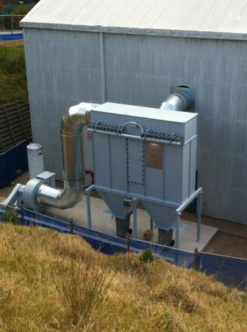 TIP TOP High Temp 55kw CF126. Chullora NSW